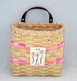 Woven Designs It's a girl thing basket pattern