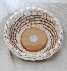 Woven Designs Dad's Coin Collector Basket Pattern