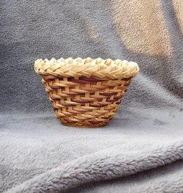 Woven Designs Matchstick Twist Pattern