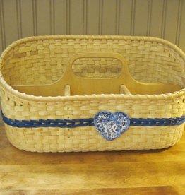 Woven Designs Quilter's Friend Storage Basket