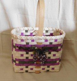 Woven Designs Double Wine Basket Pattern