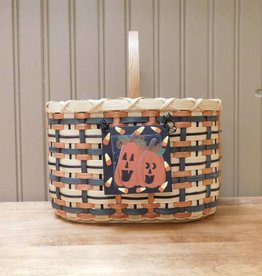 Woven Designs Pumpkin Patch Basket Pattern