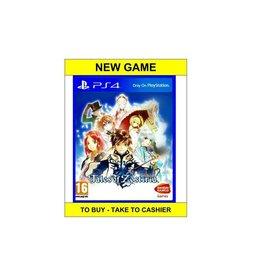 Playstation 4 Tales Of Zestria (New)