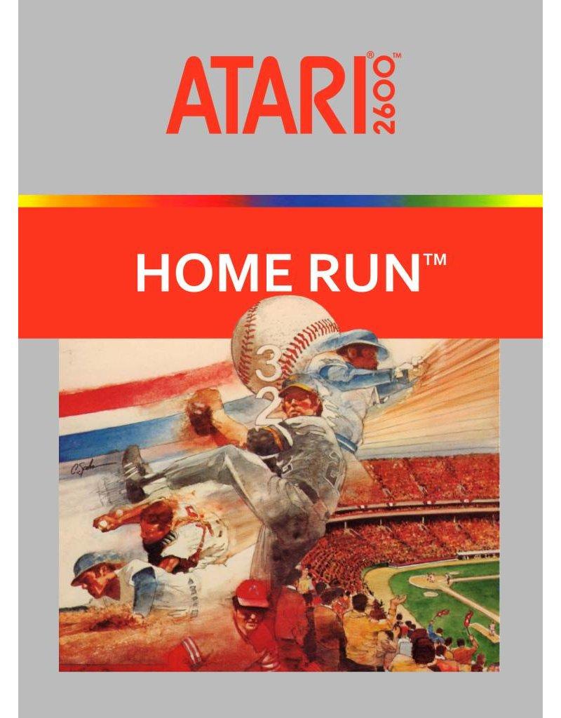 Atari 2600 Home Run