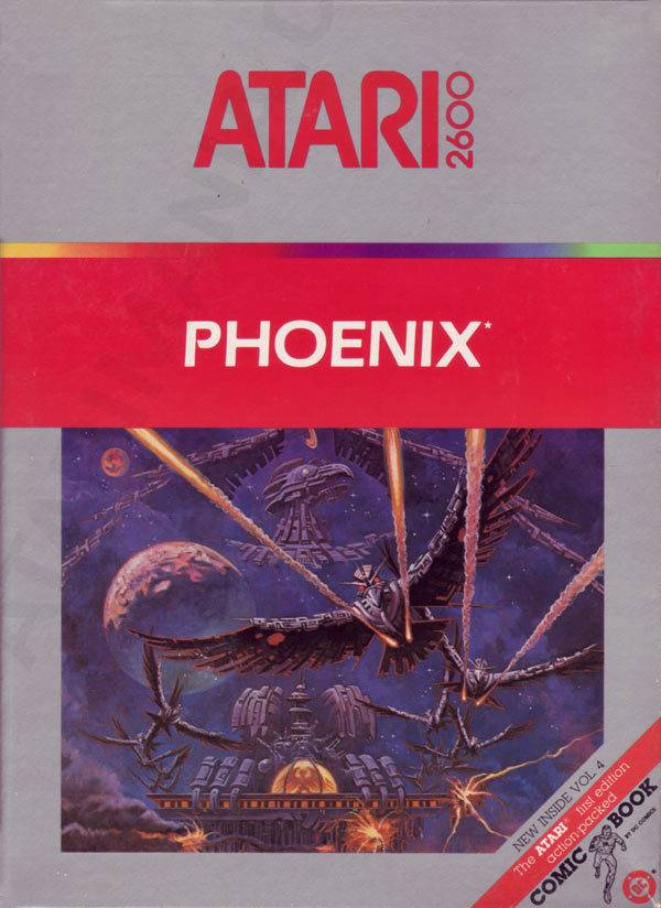 Atari 2600 Phoenix