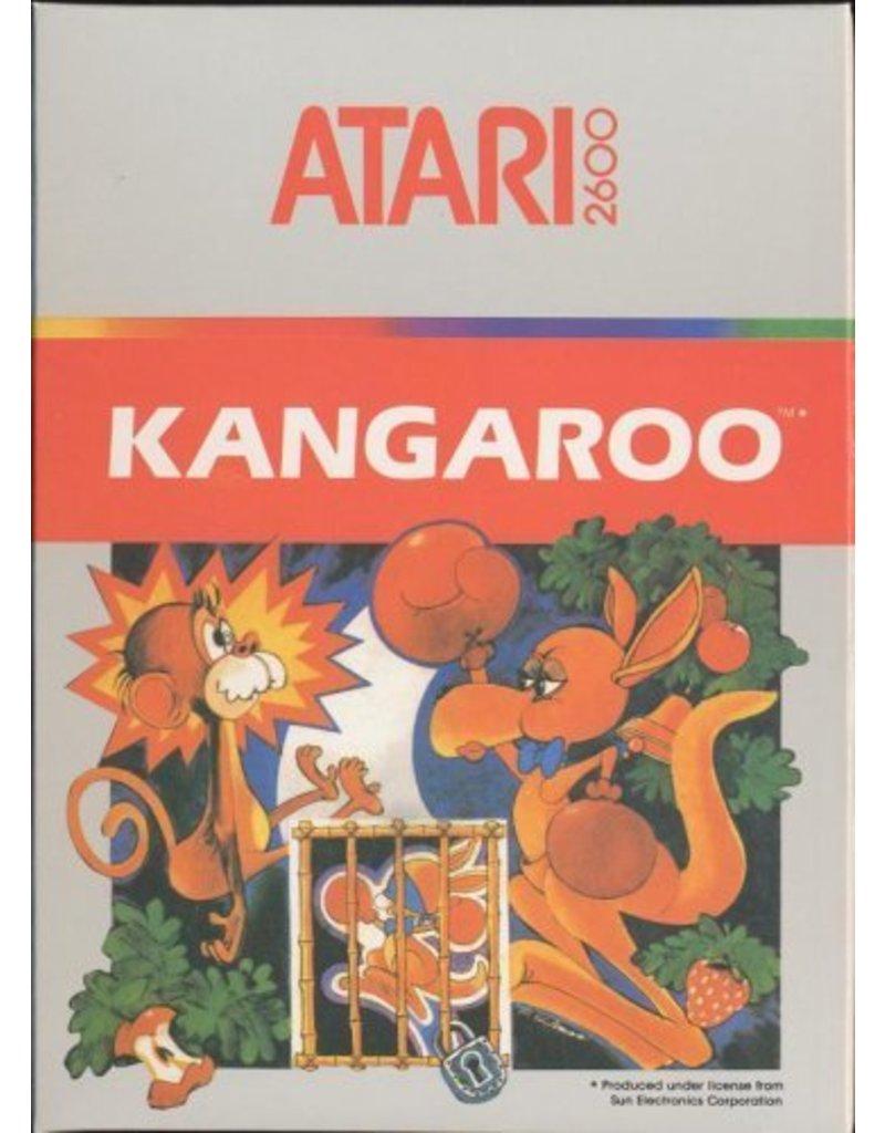 Atari 2600 Kangaroo