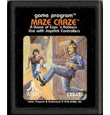 Atari 2600 Maze Craze A Game of Cops and Robbers