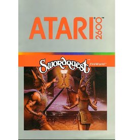 Atari 2600 Swordquest Fireworld