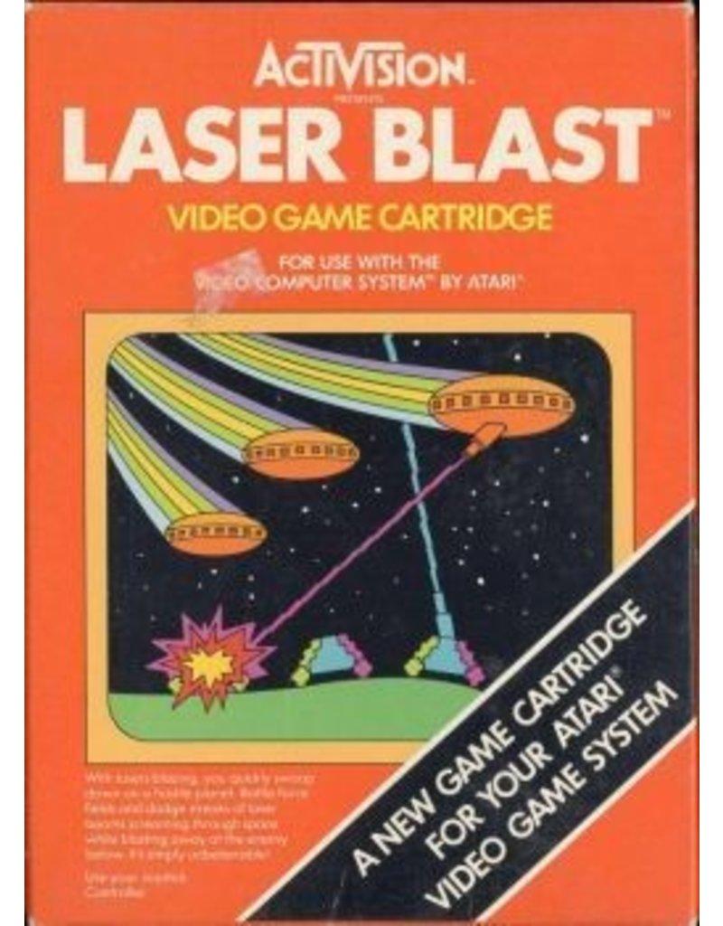 Atari 2600 Laser Blast