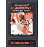 Atari 2600 Backgammon