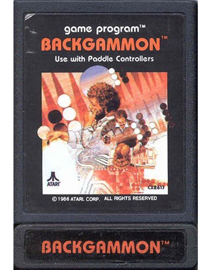 Atari 2600 Backgammon
