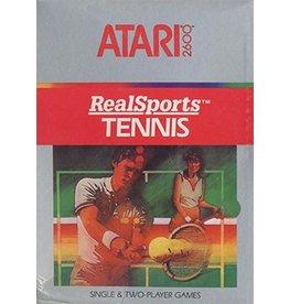 Atari 2600 Realsports Tennis