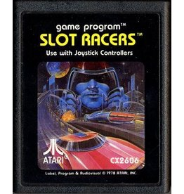 Atari 2600 Slot Racers