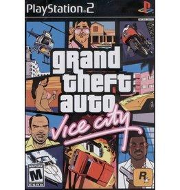 Playstation 2 Grand Theft Auto Vice City GTA