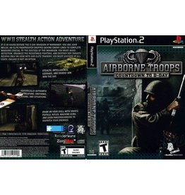 Sony Playstation 2 (PS2) Airborne Troops Countdown to D-Day
