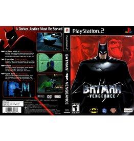 Sony Playstation 2 (PS2) Batman Vengeance