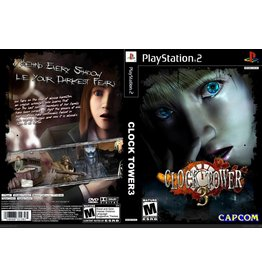 Playstation 2 Clock Tower 3