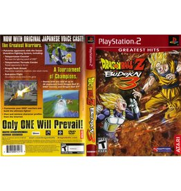 Playstation 2 Dragon Ball Z Budokai 3