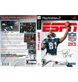 Sony Playstation 2 (PS2) ESPN NFL 2K5