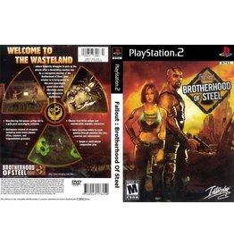 Playstation 2 Fallout Brotherhood of Steel