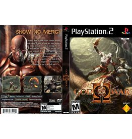 Playstation 2 God of War 2