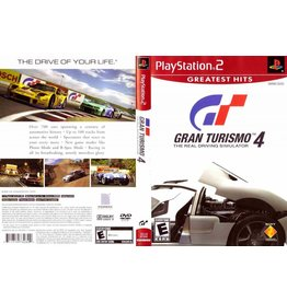 Playstation 2 Gran Turismo 4