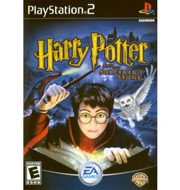 Playstation 2 Harry Potter Sorcerers Stone