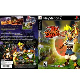 Sony Playstation 2 (PS2) Jak and Daxter The Precursor Legacy
