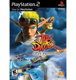 Playstation 2 Jak and Daxter: The Lost Frontier