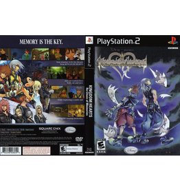 Playstation 2 Kingdom Hearts RE Chain of Memories