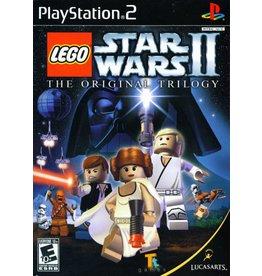 Playstation 2 LEGO Star Wars II Original Trilogy