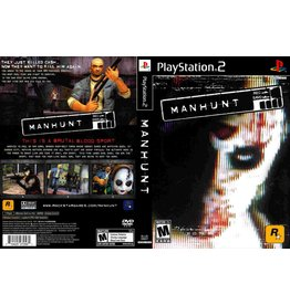 Playstation 2 Manhunt