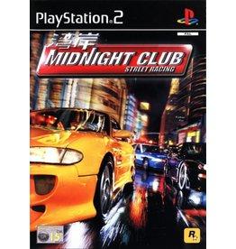 Playstation 2 Midnight Club Street Racing