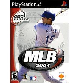 Playstation 2 MLB 2004