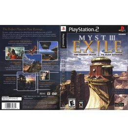 Playstation 2 Myst 3 Exile