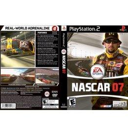 Sony Playstation 2 (PS2) NASCAR 07