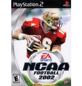 Playstation 2 NCAA Football 2002