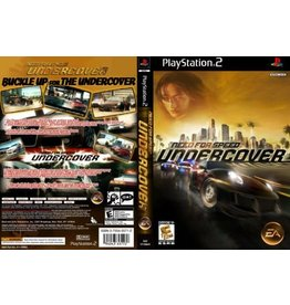 Playstation 2 Need for Speed Undercover