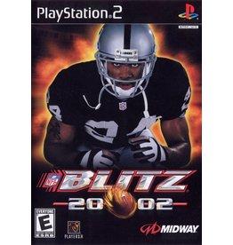 Playstation 2 NFL Blitz 2002