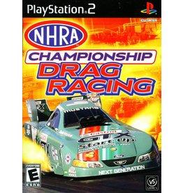 Playstation 2 NHRA Championship Drag Racing