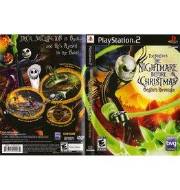 Playstation 2 Nightmare Before Christmas Oogies Revenge