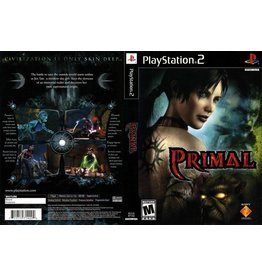 Playstation 2 Primal