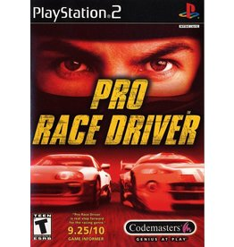 Sony Playstation 2 (PS2) Pro Race Driver