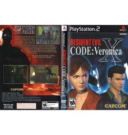 Sony Playstation 2 (PS2) Resident Evil Code Veronica X