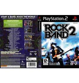 Sony Playstation 2 (PS2) Rock Band 2