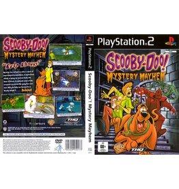 Playstation 2 Scooby Doo Mystery Mayhem