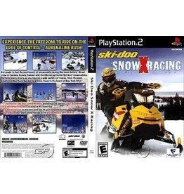 Sony Playstation 2 (PS2) Ski-Doo Snow Racing