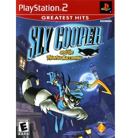 Playstation 2 Sly Cooper