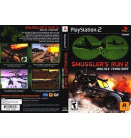 Playstation 2 Smuggler's Run 2