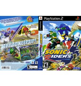 Playstation 2 Sonic Riders
